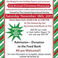 2nd Annual Christmas Showcase