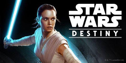 Star Wars Destiny July Championship Tournament
