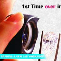 SINGEMs Diamond &amp Gem Lab Workshop 25 April-4 May Guwahati