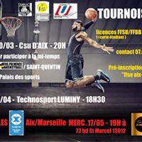Tournoi Basket 3x3 Universitaire  Ffbb
