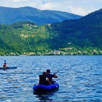 Canoa sul Lago di Scanno (AQ)