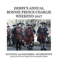 Bonnie Prince Charlie Weekend - Derby