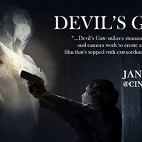 Ithaca Fantastik and IFC Midnight presents Devils gate.