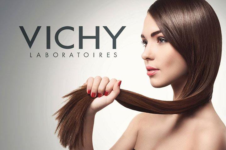 Benessere di pelle e capelli con Vichy