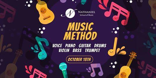 Music Method - Batch 67 - October 13th