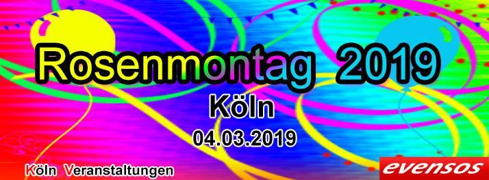 Rosenmontag in Kln 2018