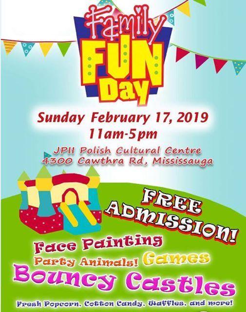 Family Day Feb 17 2019
