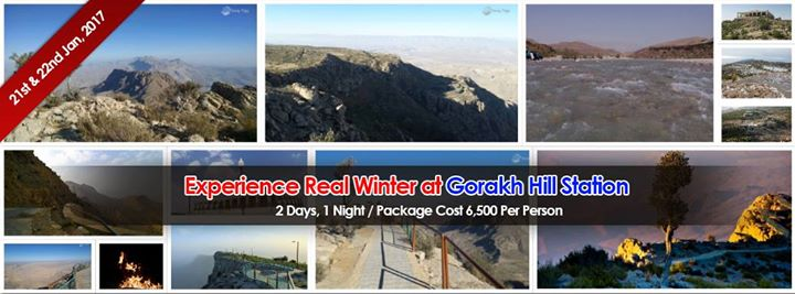 2 Day Trip to Gorakh Hill Station Muree of Sindh