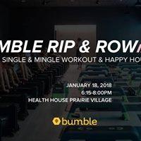 Bumble RIP &amp ROWmance