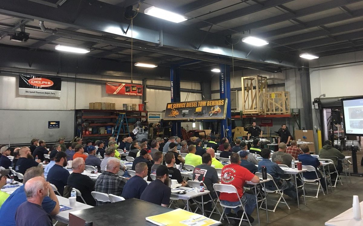 Exhaust Aftertreatment Seminar - Brunswick