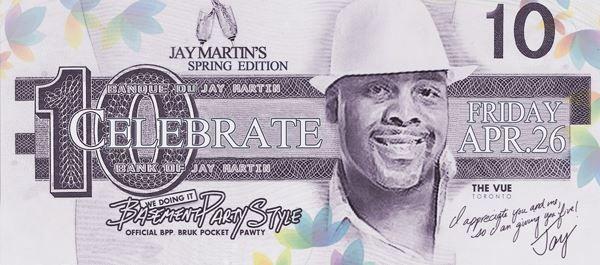 Jay Martins Bruk Pocket Pawty - Spring Edition
