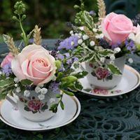 Vintage Teacup Workshop