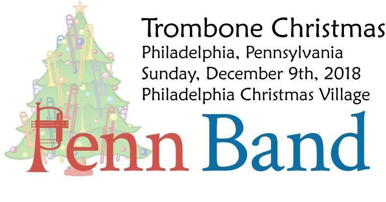 Trombone Christmas 2018