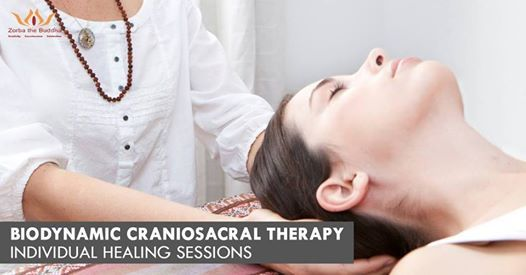 Craniosacral Therapy Healing Session