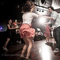 Firehouse Swing Dance (52417) with Lindy Balboa &amp Blues Rooms
