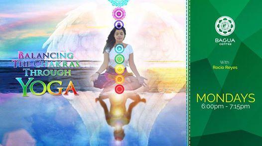 Balancing The Chakras Through Yoga With Rocio Reyes Miami Shores