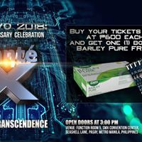 Salvo X Age of Transcendence