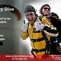 Fundraiser Sky Dive