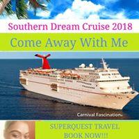 SuperQuest Travel Southern Caribbean Dream Cruise 2018