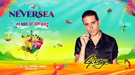 G-Eazy at Neversea 2019 - Official Event | Tulcea