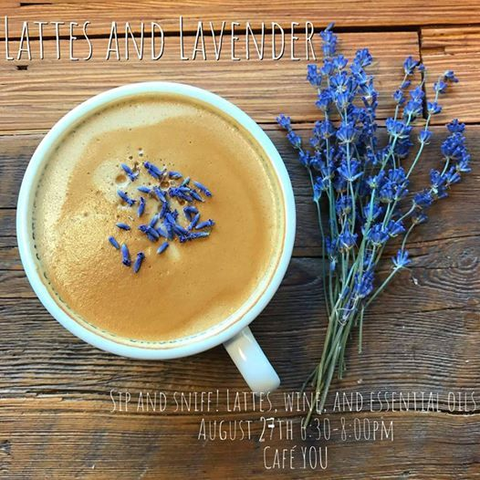 Lattes And Lavender At Cafe YOU1423 SE 10th St Cape Coral Florida
