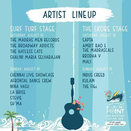 Nina Vasu (Covelong Point Surf Festival)