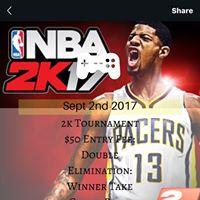 2k Tournament Bash