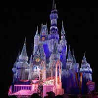 Disney Christmas Monorail Tour