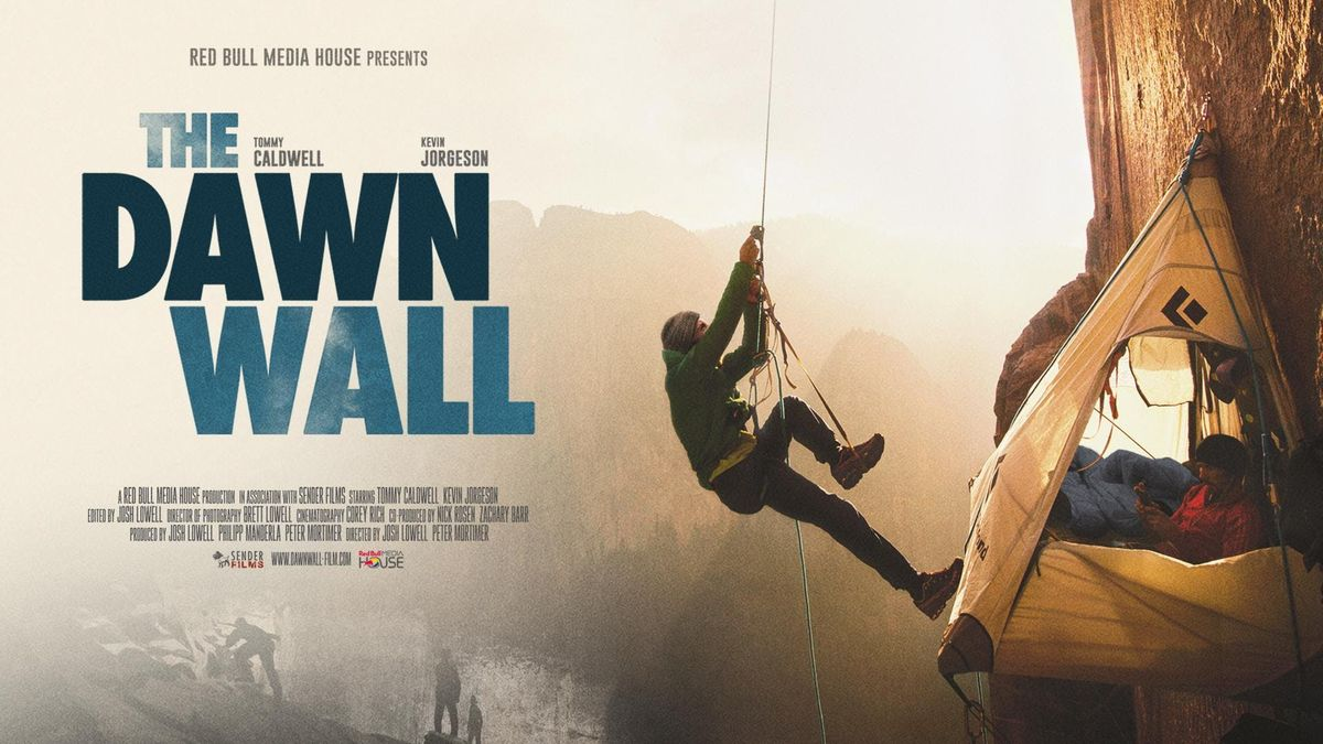 The Dawn Wall - Malm Royal
