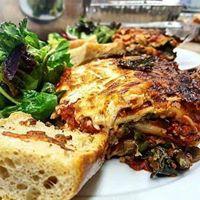 Friday Night Vegetarian Pasta Supper