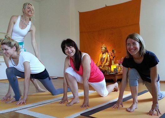 1. Yoga-Grundausbildungswochenende