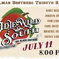 Idlewild South Celebrates The Allman Brothers Band - City Winery