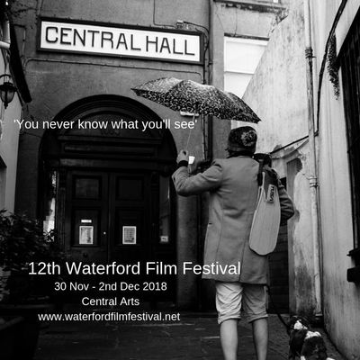 Waterford Film Festival - Saturday Pass - Full Day