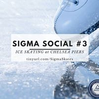 Sigma Social 3 - Ice Skating