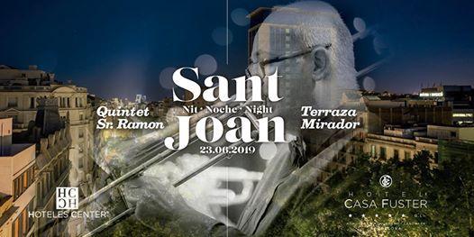 Sant Joan 2019 Cena Y Música En Directo En Terraza Mirador