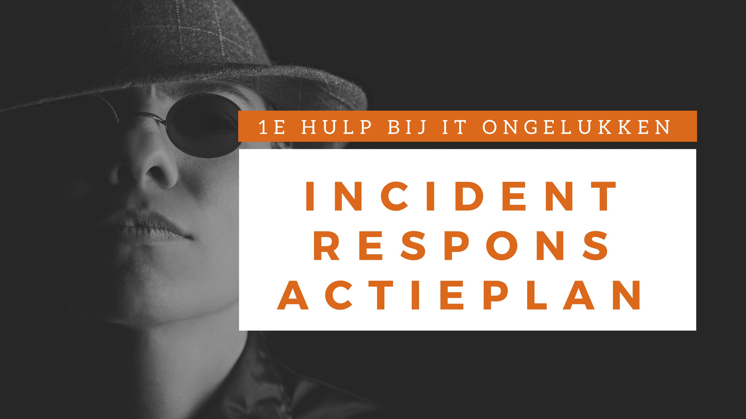 Incident Response Actieplan Klassikale Training (Nederlands)