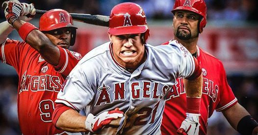 New York Yankees at Los Angeles Angels - Anaheim