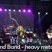 Heavy metal classics with Sheky &amp Band at Bar club ADAMS