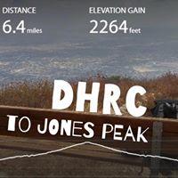DHRC hikes to Jones Peak