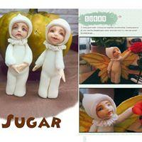 Sugar Modelling Master Class LV1 HEAD &amp Facial Expression (N)