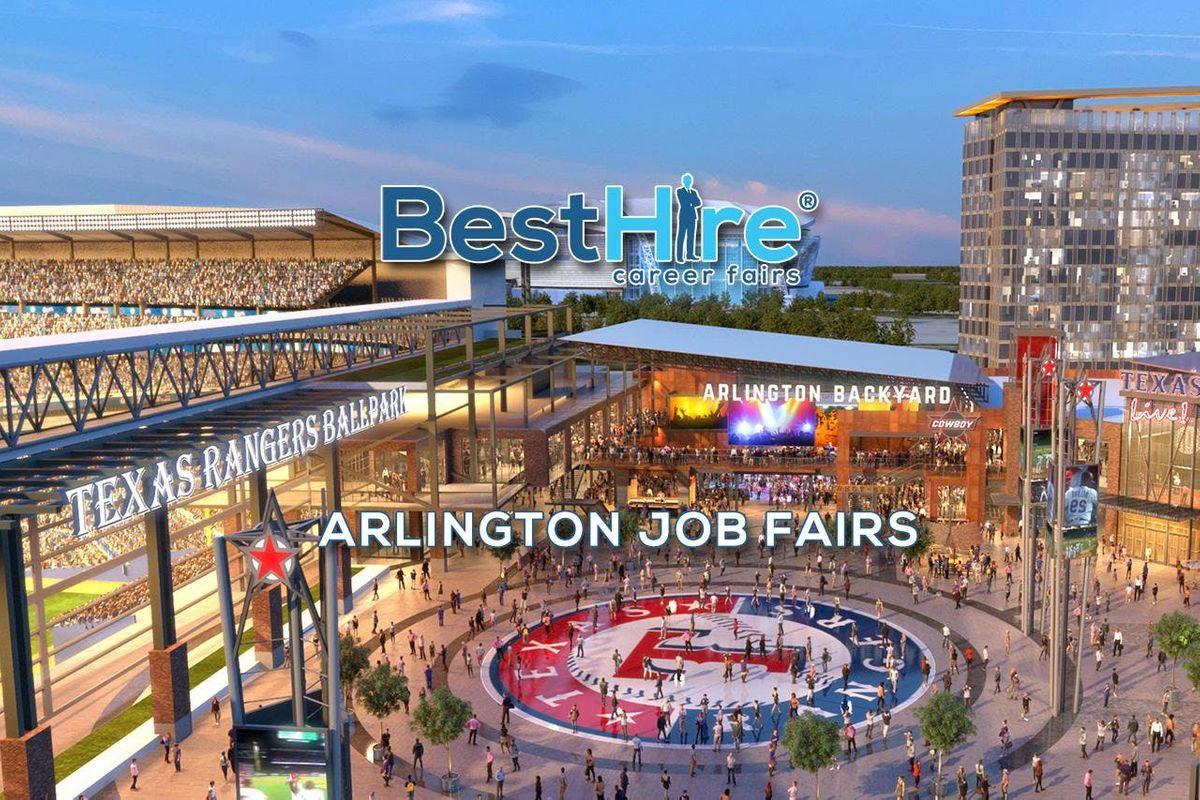 Arlington Job Fair August 22 2019 - Career Fairs