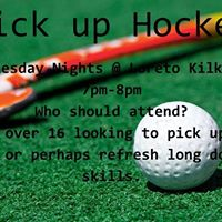 Pick up Hockey (Session 4 of 4)