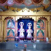 BAPS Swaminarayan Mandir 20th Patotsav