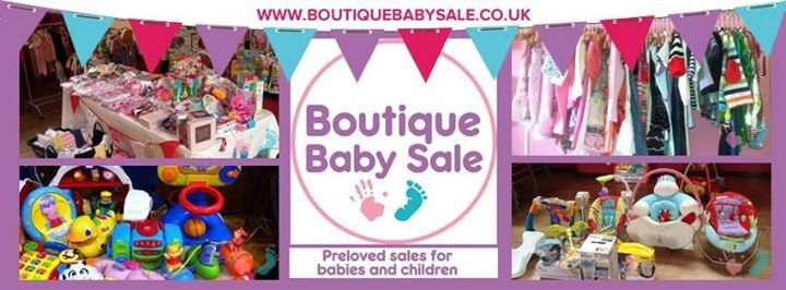 Boutique Baby Sale - Blackpool
