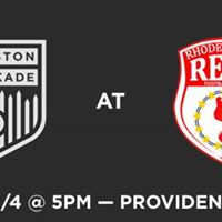 Stockade FC at Rhode Island Reds