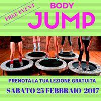 Body JUMP Pronto a saltare