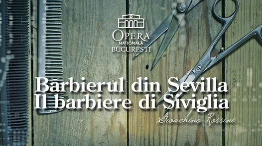 Brbierul din Sevilla de Gioachino Rossini