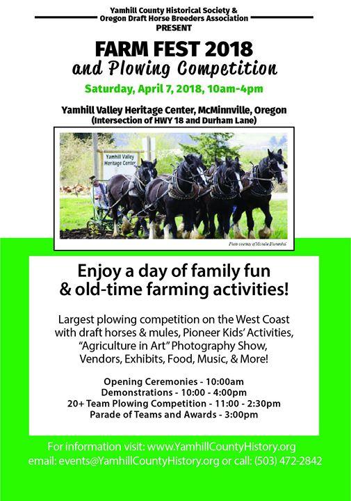 Farm Fest 2018