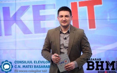 George Buhnici-Basarab Speech Day