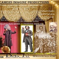 Juneteenth Stage Production